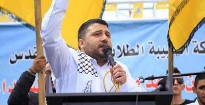 محكمة الاحتلال تمدد اعتقال مطور أمين سر فتح في القدس