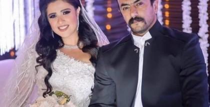 إصابة الفنانة ياسمين عبد العزيز وأحمد العوضي بفيروس كورونا