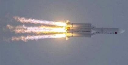 الصين تؤكد دخول الصاروخ الفضائي التائه الغلاف الجوي للأرض وتفككه فوق بحر العرب