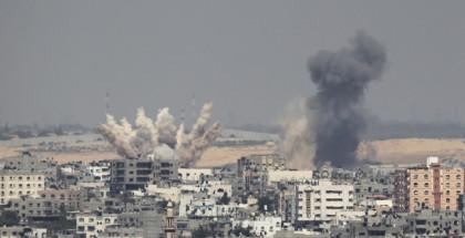 داخلية غزة تكشف تفاصيل القصف الإسرائيلي الأخير