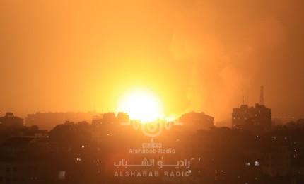 (كابينت الاحتلال) يصادق على توسيع العمليات في غزة