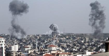 56 شهيداً و335 جريحًا في العدوان الإسرائيلي المتواصل على قطاع غزة