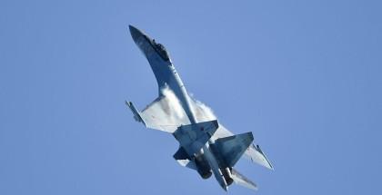 روسيا تعلن اعتراض طائرة عسكرية أمريكية فوق المحيط الهادئ