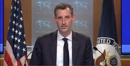 الخارجية الأمريكية تؤكد بعدم وقوع أضرار أو إصابات في العراق