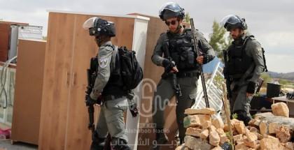 الاحتلال يواصل سياسة الهدم والتجريف في القدس