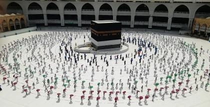 وزارة الداخلية السعودية تعتمد الخطة الأمنية لموسم حج 2021