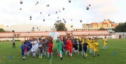 إفتتاح بطولة كأس غزة للناشئين بمشاركة 8 أندية