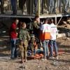 106 إصابات في بلدة بيتا جنوب نابلس خلال مواجهات مع قوات الاحتلال