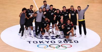 يد مصر تهزم اليابان وتقترب من ربع نهائي الأولمبياد