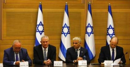 بينيت وغانتس وليبرمان يتفقون: ميزانية الأمن للعام المقبل 58 مليار شيكل