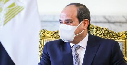 الرئيس السيسي يؤكد حرص مصر على سلامة لبنان وأمنه واستقراره