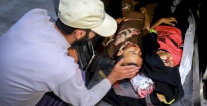 """""""شركاء جرائم الحرب"""".. هكذا تورطت شركة فرنسية في جريمة اغتيال أطفال غزة في حرب 2014"""