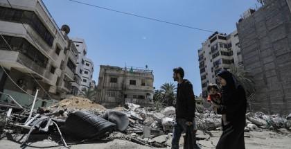 بالفيديو .. البدء بصرف المنحة القطرية للأسر المتعففة في غزة بآلية جديدة
