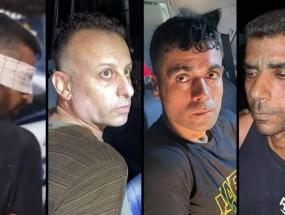تفاصيل جديدة حول هروب الأسرى الستة من سجن جلبوع