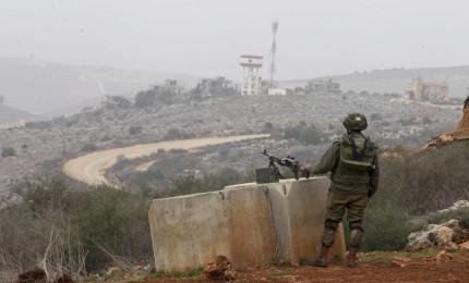 الاحتلال يزعم إحباط عمليات تهريب أسلحة ومخدرات على الحدود مع لبنان
