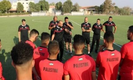 اختتام التجمّع الأولي لمنتخب الشباب الفلسطيني
