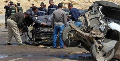 19 قتيلا بحادث سير في القاهرة