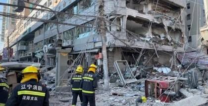 عشرات القتلى والإصابات جراء انفجار هز أحد المطاعم شمال شرق الصين